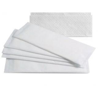 Guardanapo Sachet Branco: 40 cm x 15 cm