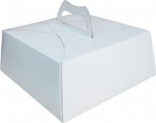 Embalagem para torta - Pequena - sem impressão